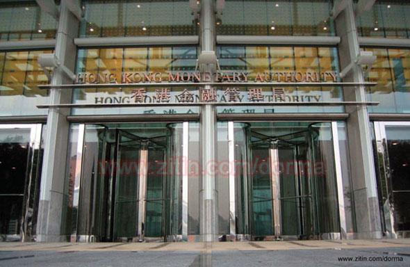 上海多玛旋转门设计安装维修保养至泰解决方案