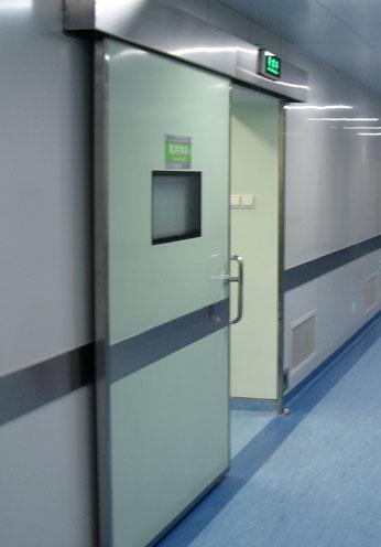 气密门,洁净室感应门,医疗密封感应门,松下气密感应门总代理