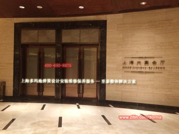 上海多玛地弹簧设计安装维修保养至泰解决方案