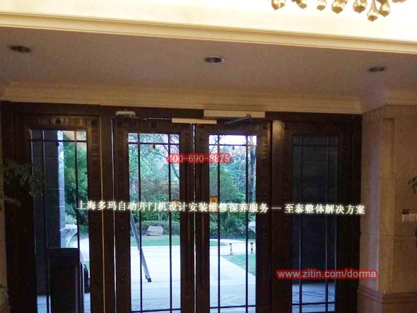 上海多玛平开门设计安装维修保养至泰解决方案