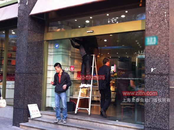 上海弧形门维护