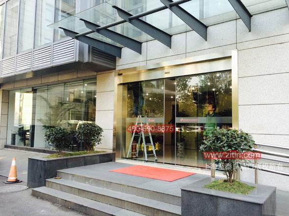 上海弧形门