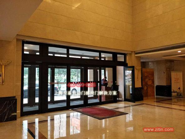 上海自动门安装感应门维修弧形门保养平移门