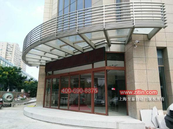 上海自动型材门