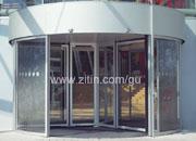 德国格屋旋转门自动门 大容量旋转门GGR您可在这里找到适用于逃生急救路径以及大人流量、时髦、节能的入口解决方案。