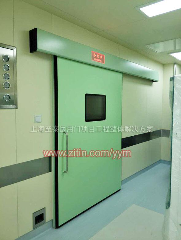 上海医院感应门安装至泰维修保养