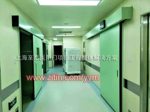 上海医院自动门医用门安装至泰维修保养