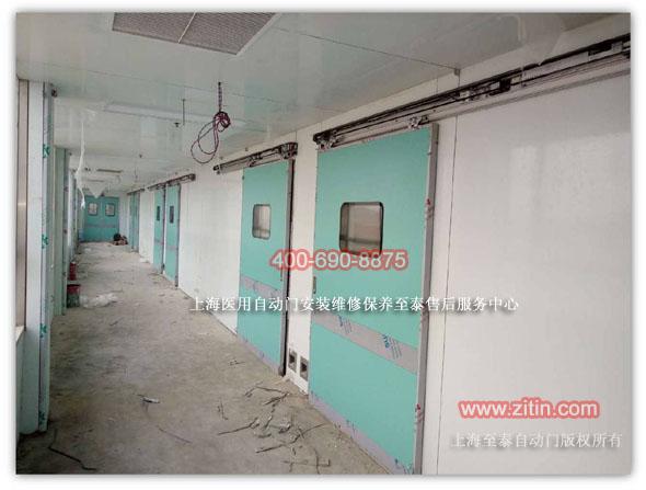 上海医院自动门安装至泰维修保养