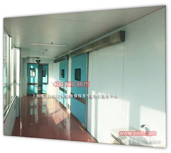 上海医用感应门自动门安装维修保养