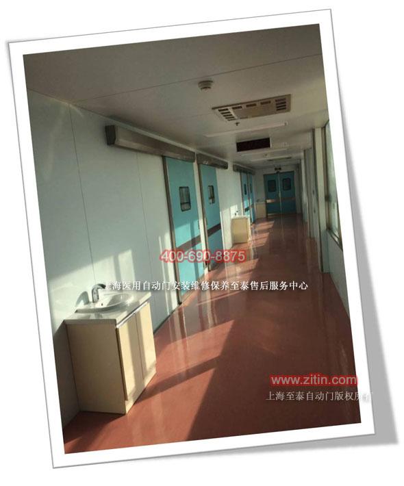 上海医用感应门安装维修保养